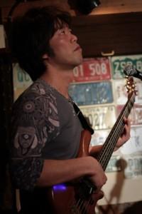 Tanechan on Bass